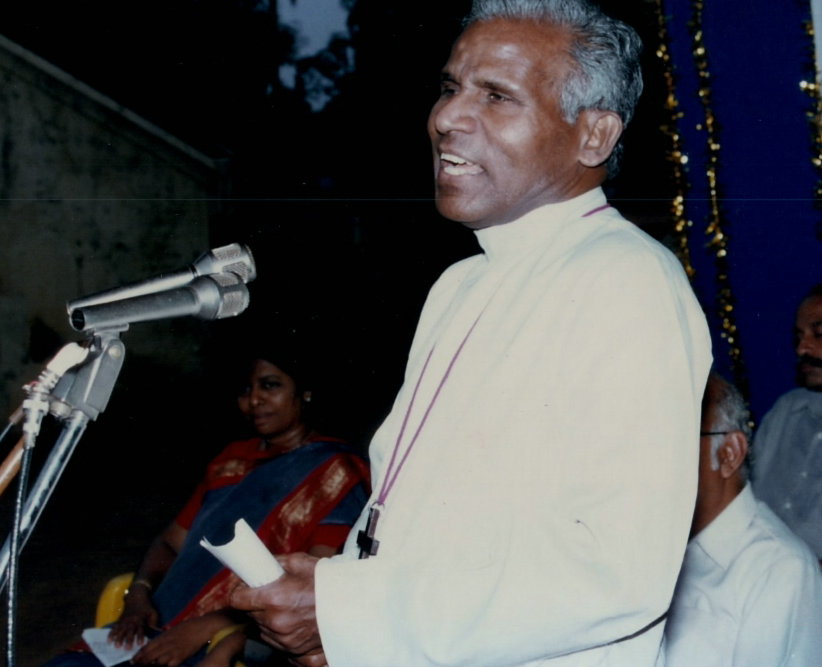 United Theological College, Bangalore: Bishop Dr. M ...
