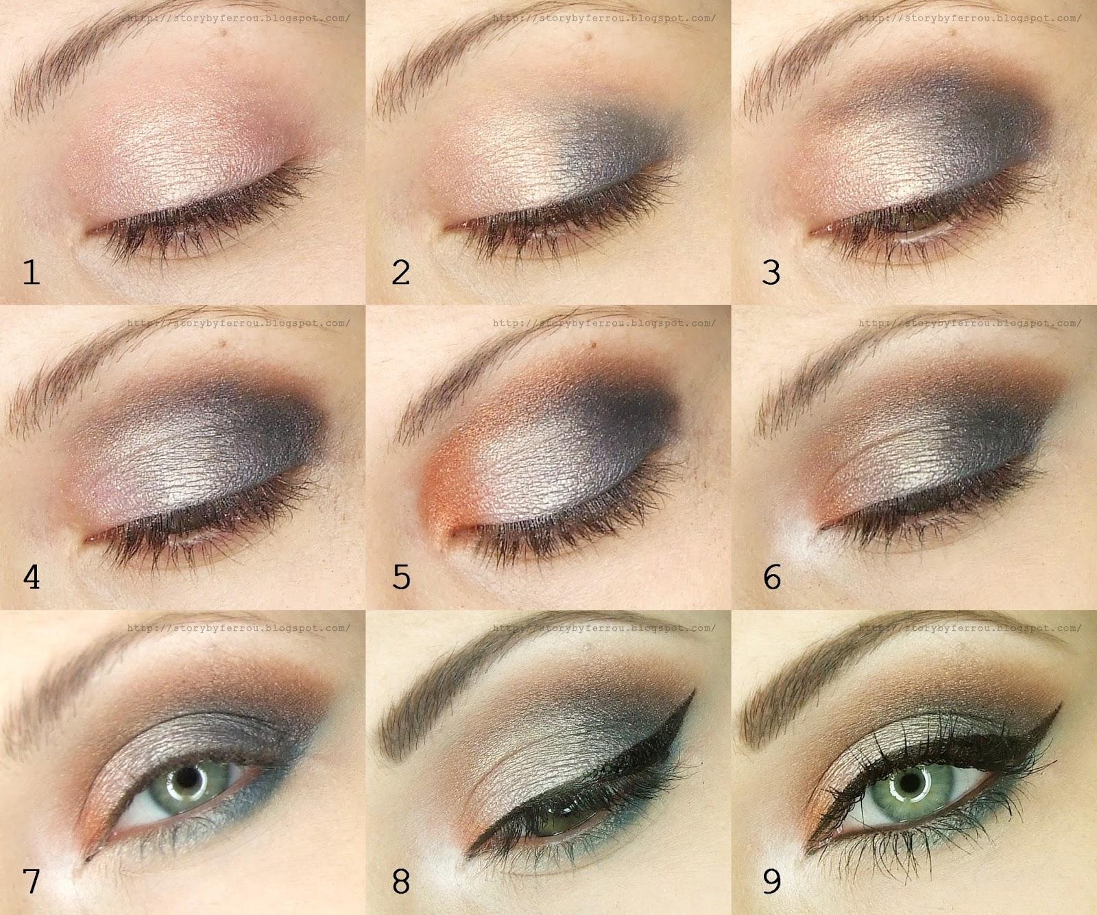 Ferrou Makeup Blog: makijaż, kosmetyki: Subtelny makijaż ...