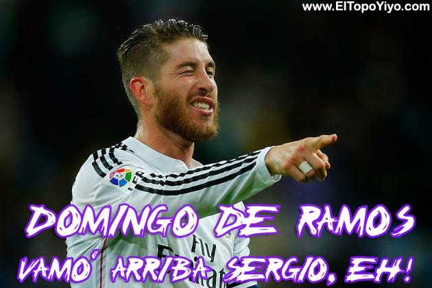 Domingo de Ramos... Sergio