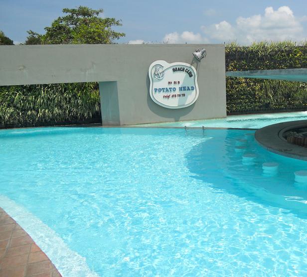 Potato Head Bali Pool