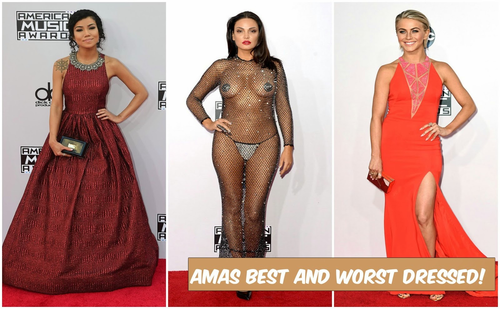 amas best and worst dressed