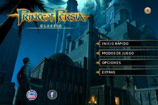 Prince of Persia Classic HD (HVGA,QVGA,WVGA,Tablet) (Apk)