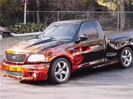 Wallpaper Cars  Ford Lightning