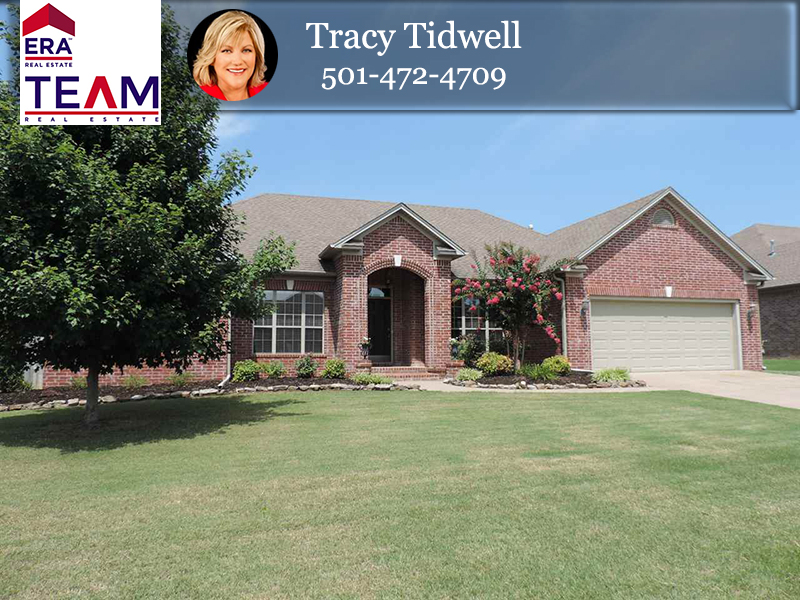 Tracy tidwell team era team real estate open house july for Custom home builders central arkansas