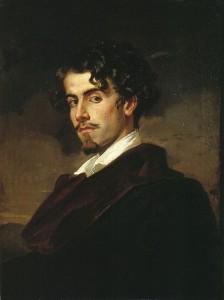 Retrato Gustavo Adolfo Becquer