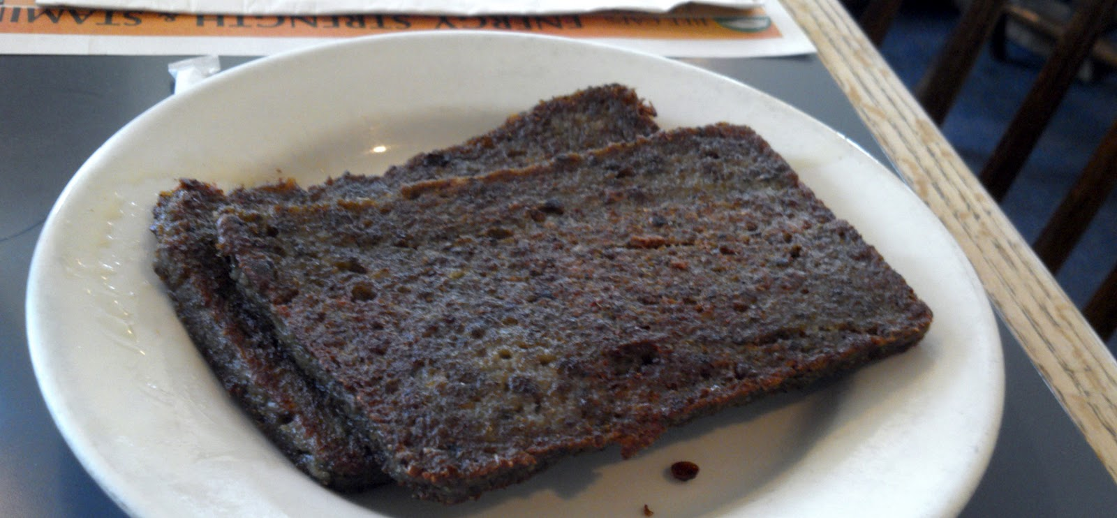 ... Strange Places: Pabst Blue Ribbon, Scrapple and the Downfall of NASCAR
