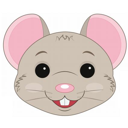 Как сделать маску крысу