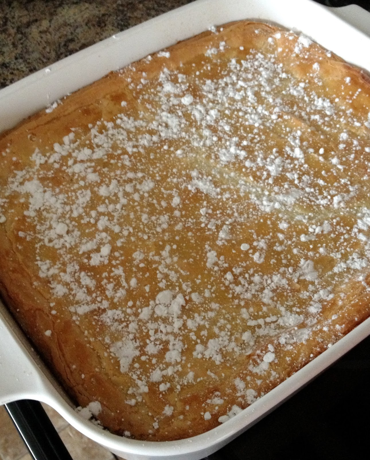 """KATIE MADE IT: Home Cookin' Made Easier: """"St. Louie"""" Gooey ..."""