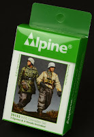 Alpine Miniatures 35153 WSS Grenadier Set in 1/35 review