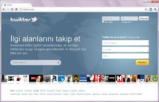 Twitter Artik Türkçe
