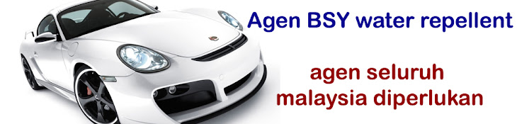 Agen BSY Water Repellant