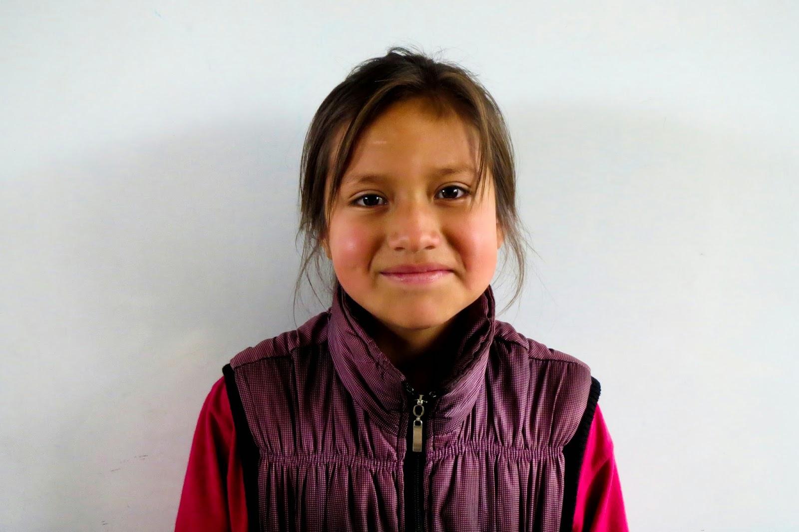 Francisca, Age 9