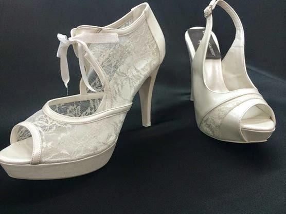 josefina huerta: el zapato de novia de tus sueños
