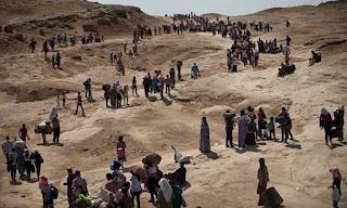 Bilionário judeu resgata cristãos perseguidos pelo Estado Islâmico