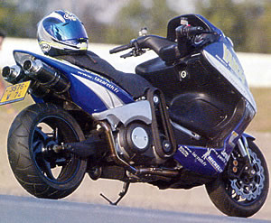 Yamaha TMAX  Bikes Manual