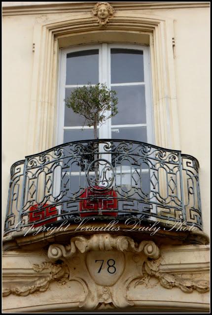 Maison de Lyautey à Versailles