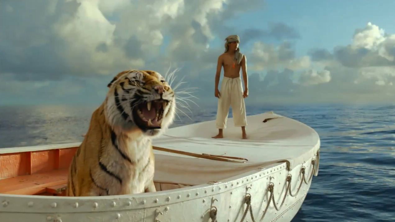 Life of Pi (PG)