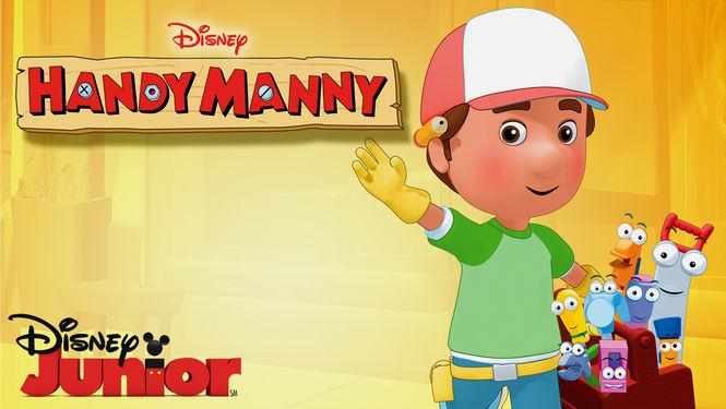 Handy Manny (Manny, Mãos à Obra)