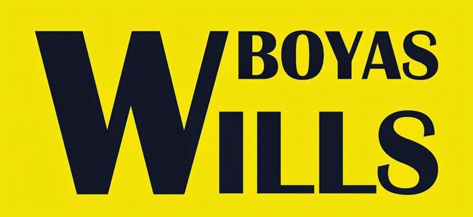 BOYAS WILLS