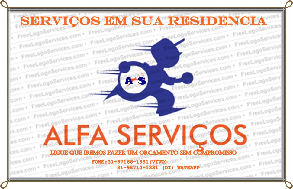 ALFA SERVIÇOS MARIDO DE ALUGUEL