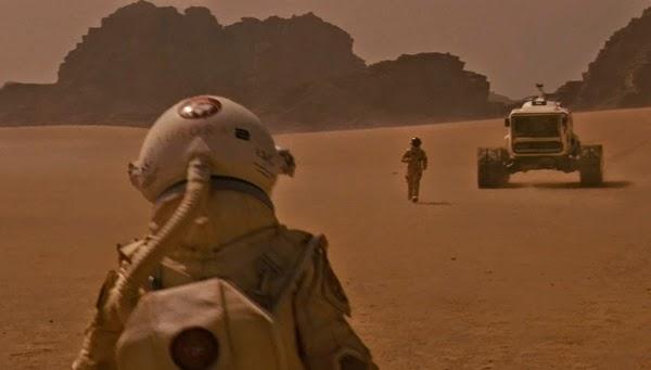 Seperti Inilah Rasanya Ketika Tingal di Planet Mars