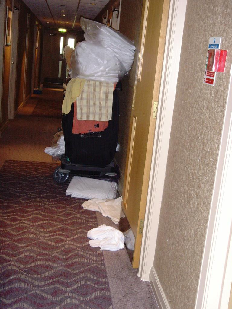 Door Propped Open : The door industry journal hotel fire doors yet more
