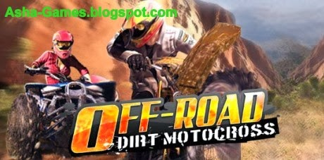 Off Road Dirt Motocross 240x320 java Game download for Nokia Asha 500