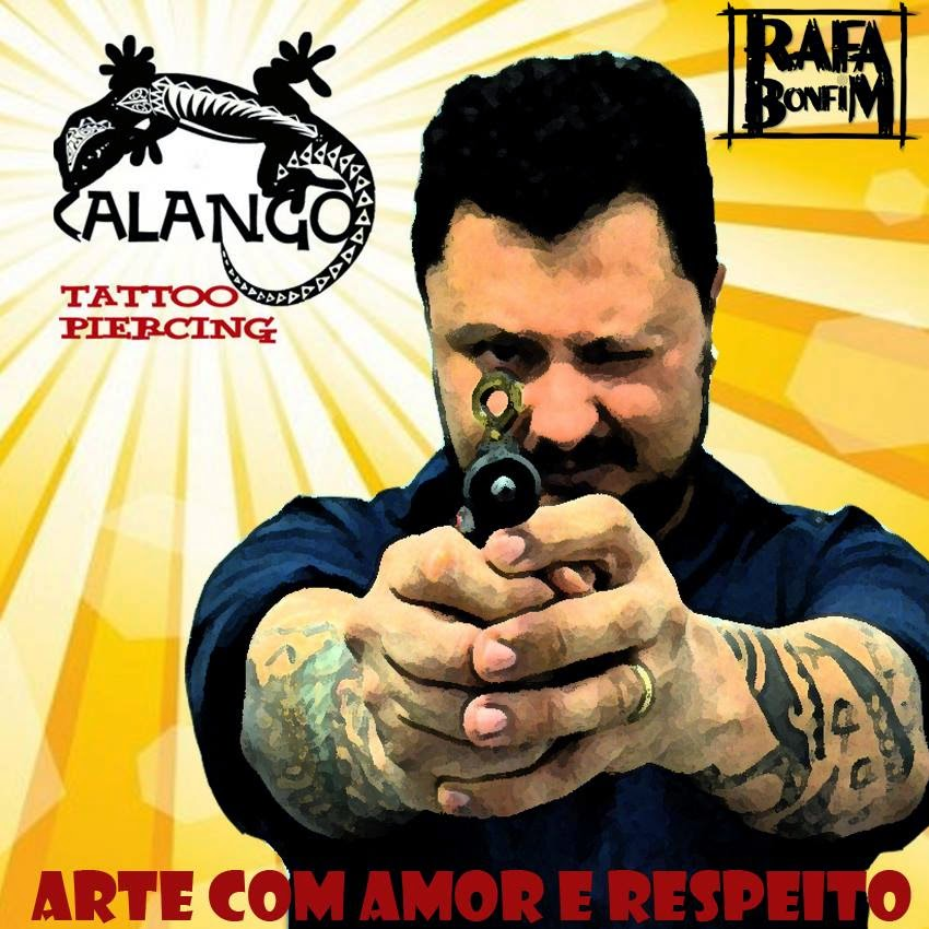 Calango Tattoo e Piercing Studio