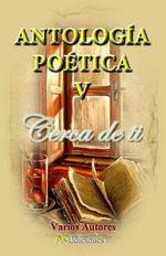 Portada de Antologìa Poètica V