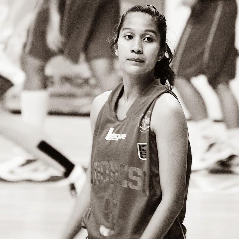 Foto Profil Pemain Bola basket Hanum Fasya  Basket