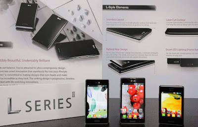 LG Optimus L Series II