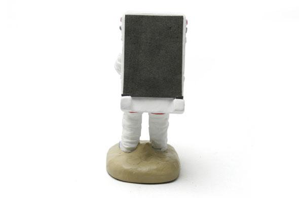 Motif Smart Phone Stand 智慧型手機 宇宙飛航員 手機座 背面