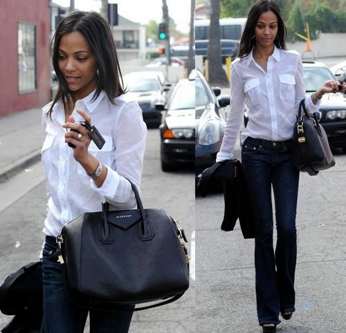 пошив сумки из джинсов