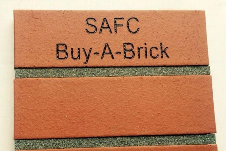 SAFC Buy a Brick
