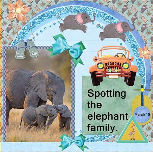 page 7 - Spotting the Elephants
