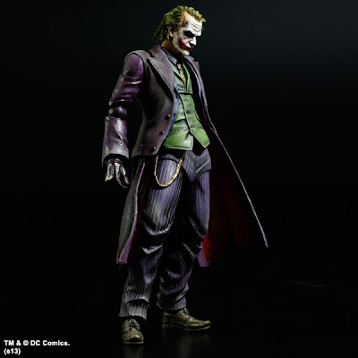 Square Enix: Play Arts Kai Batman 'The Dark Knight Trilogy' - The Joker  FIG-KAI-4770_06
