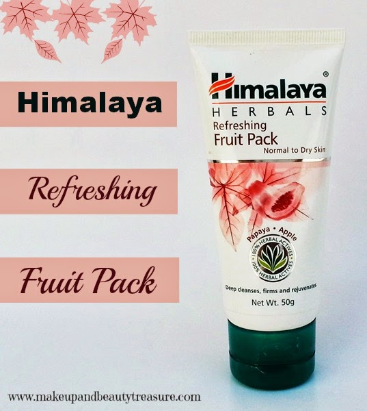 Himalaya-Refreshing-Fruit-Face-Pack