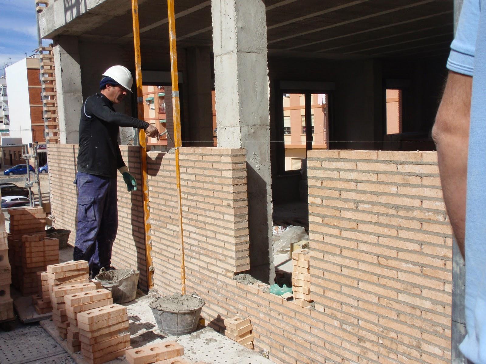 F g arquitecta valencia marzo 2015 - Muros de ladrillo visto ...