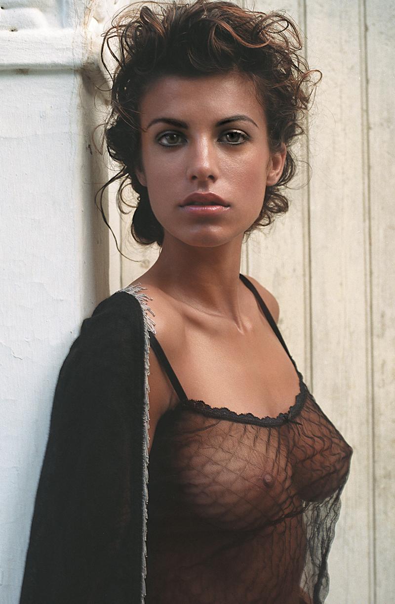 Elisabetta canalis photos nues