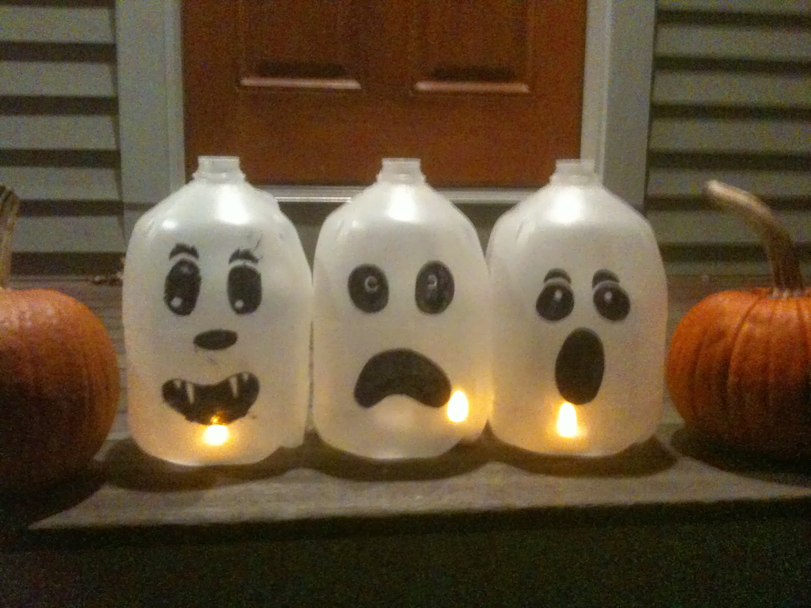 how to recycle recycled halloween decorations
