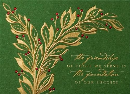 Top Custom Christmas Cards For Business 2014