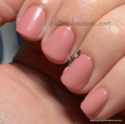 Essie Eternal Optimist swatch
