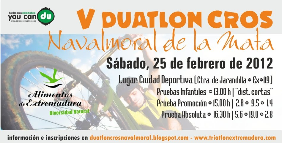 V Duatln Cros Navalmoral de la Mata