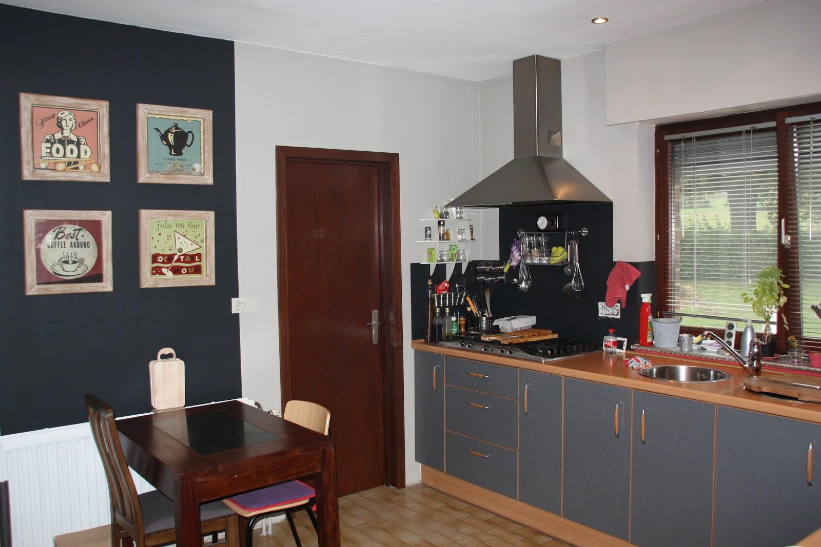 D coration et architecture d 39 int rieur r novation cuisine for Peinture laquee cuisine