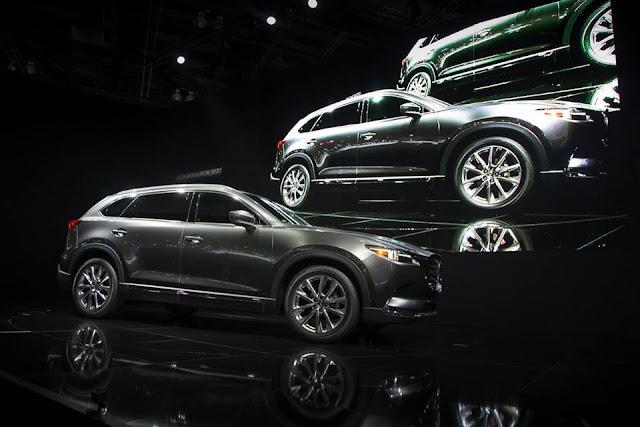 En yeni SUV Amerika da tanıtıldı