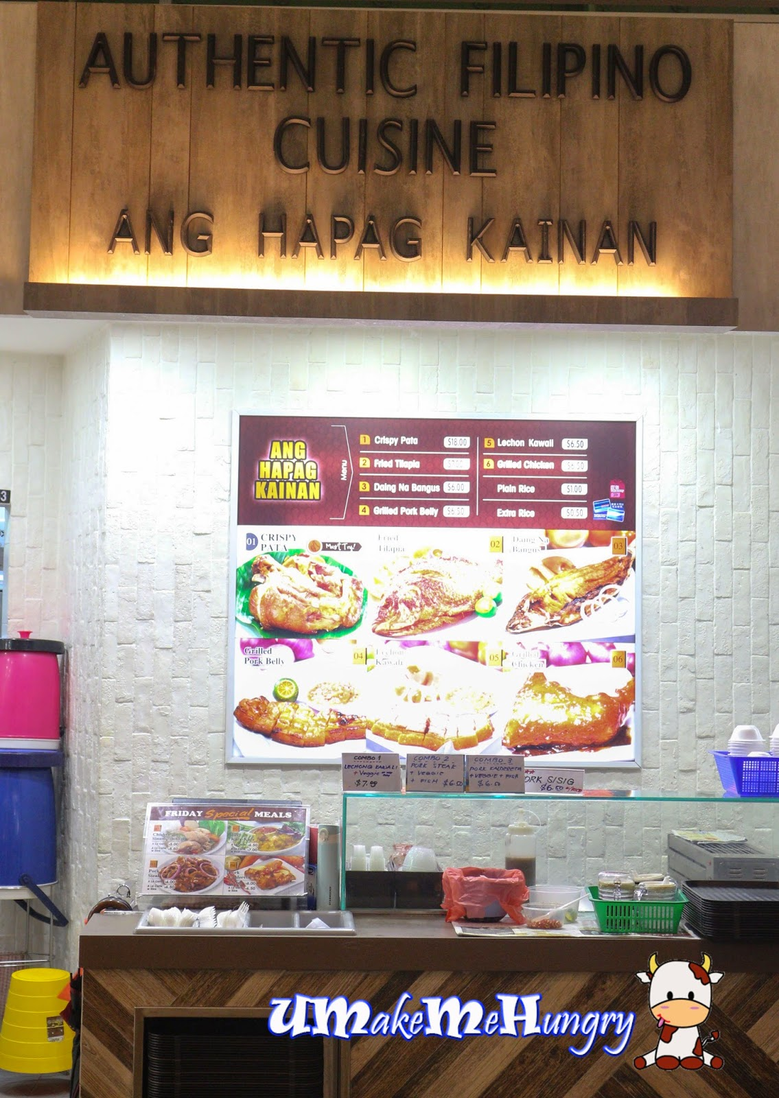 Ang hapag kainan authentic filipino cuisine for Authentic filipino cuisine