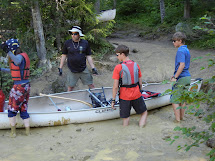 Glimpse Of Peace Bowron Lake Canoe Circuit '11 Day 3