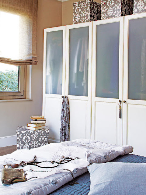 I d e a decorar los tiradores - Decorar puertas de armarios ...