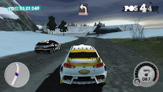 Free Download Dirt 2 PSP Game Photo