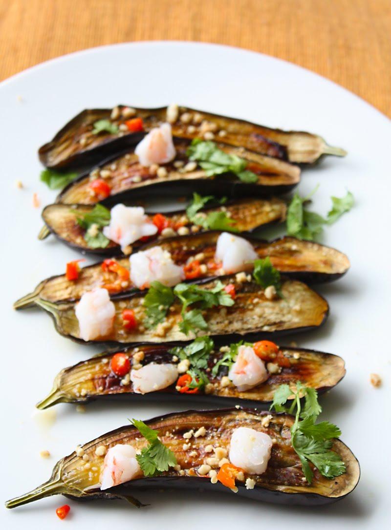 Sicilian Baby Aubergine Salad Recipe — Dishmaps